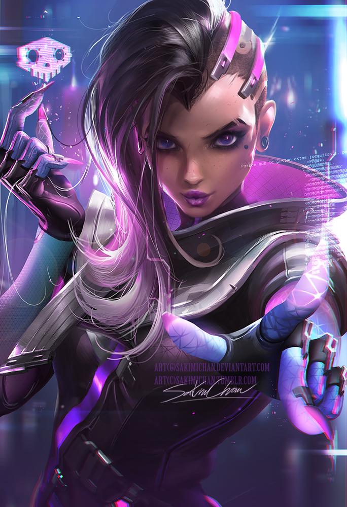 Lạc trôi với những tác phẩm siêu thực về các nhân vật truyện tranh và game kinh điển
