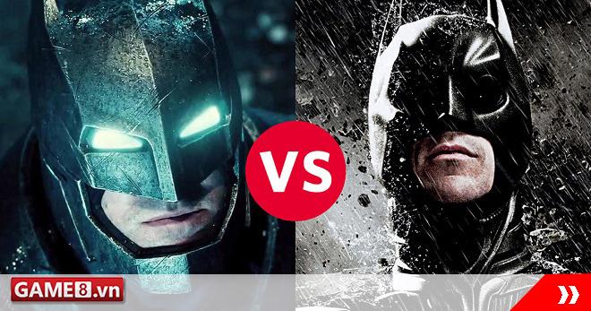 Đâu là phiên bản Batman mạnh nhất từng xuất hiện ở trên phim?