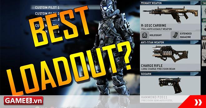 Đi tìm bộ những trang bị mạnh nhất trong Titanfall 2