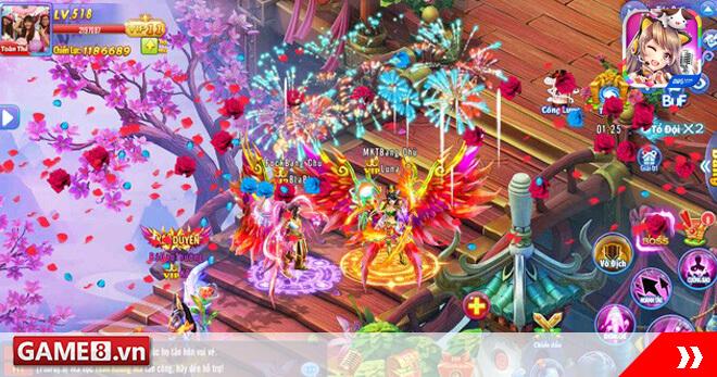 Soái Ca Truyền Thuyết - Game ngôn tình tiên hiệp sắp được phát hành bởi SohaGame