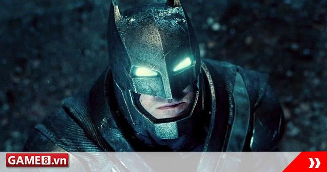 Tương lại của phim Batman mới do Ben Affleck thủ vai bị đặt dấu hỏi