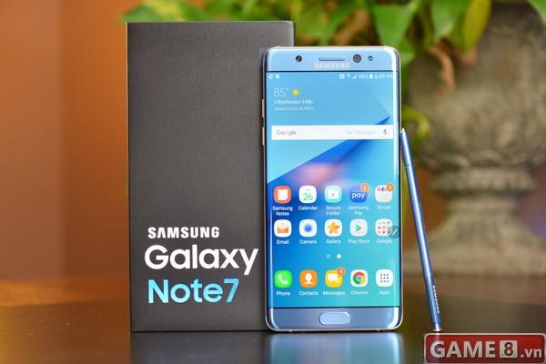 Pin là nguyên nhân chính khiến cho Samsung Galaxy Note 7 phát nổ? - ảnh 1