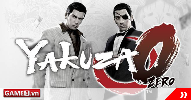 Game hành động Yakuza 0 sẽ chỉ được phát hành độc quyền cho PlayStation