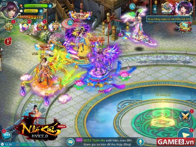 Tặng 300 giftcode Nhất Kiếm Phi Thiên cho độc giả Game8 - ảnh 2