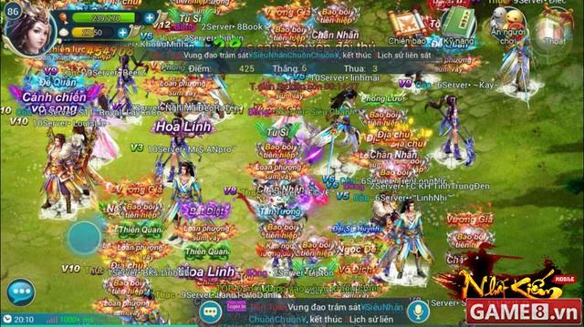 Tặng 300 giftcode Nhất Kiếm Phi Thiên cho độc giả Game8 - ảnh 3