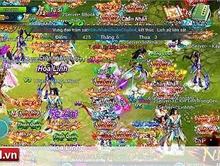 Tặng 300 giftcode Nhất Kiếm Phi Thiên cho độc giả Game8