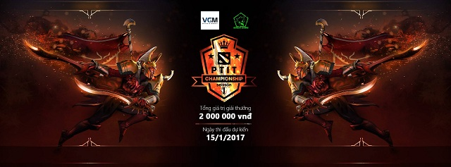 Dota 2 - Rule The World thống trị PTIT Championship season 1