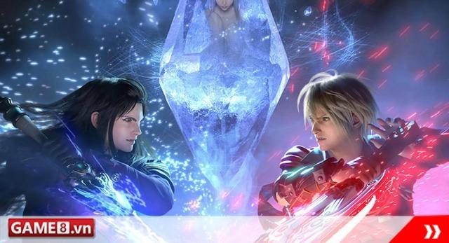 Final Fantasy Brave Exvius cập nhật nhân vật nổi tiếng