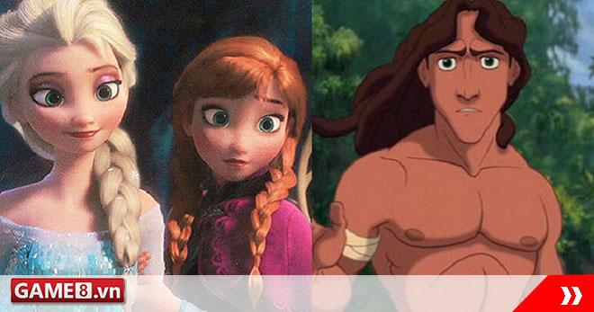 Đạo diễn bom tấn Frozen tiết lộ Tarzan thực tế là em trai của Elsa và Anna
