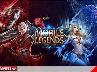Mobile Legends: Bang Bang xứng danh siêu phẩm MOBA trên di động