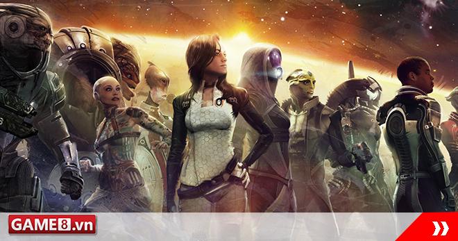 1001 lý do đem lại sức hấp dẫn khó chối từ cho Mass Effect