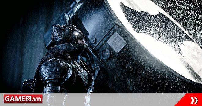 7 lý do chứng minh Batman - Ben Affleck là phiên bản Người Dơi ấn tượng nhất