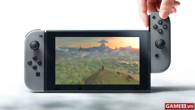 Máy chơi game Nintendo Switch chính thức được công bố giá tiền và ngày ra mắt - ảnh 2