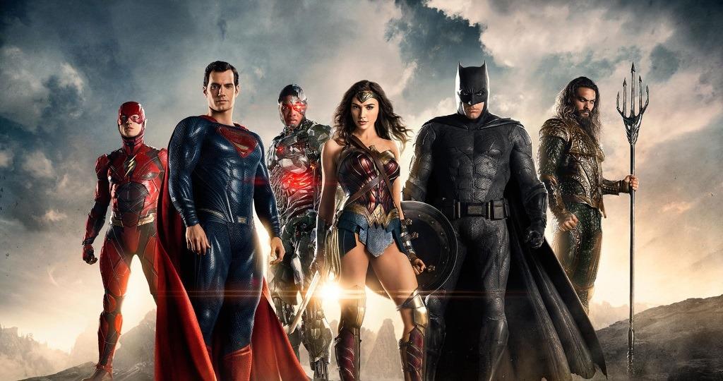 Lộ diện hình ảnh mới về Batman và nhóm siêu anh hùng DC trong Justice League - ảnh 2