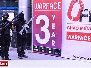 Chùm ảnh về buổi Offline mừng Warface tròn 3 năm tuổi tại khu vực Hà Nội