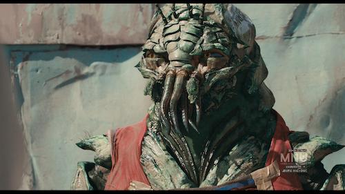 giống loài người ngoài hành tinh thường thấy trong phim
