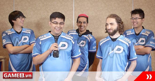 DOTA2: Phỏng vấn Team NP - ''Chấp nhận thất bại là để tiến về phía trước''