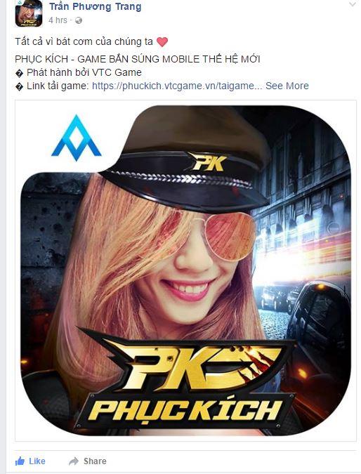 Ra game kiểu mới, 700 nhân viên VTC Game treo avatar chế Phục Kích - ảnh 4