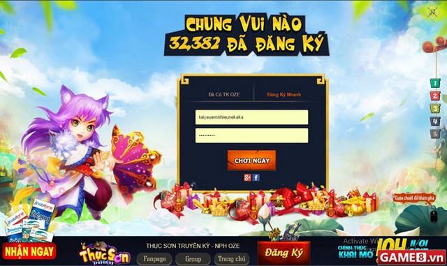 Thục Sơn Truyền Kỳ Online tặng ngàn phần thưởng siêu VIP ấn định ngày Close Beta - ảnh 1
