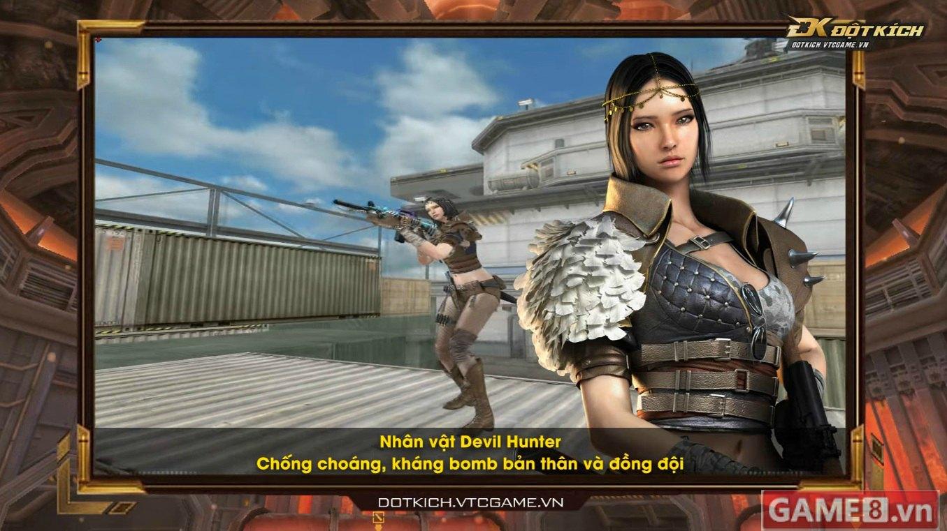 Đột Kích: Thẻ AI 4 xuất hiện với Devil Hunter, Dual D.E Ultimate Goldsmith  và ...
