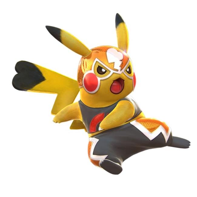 Bỏng mắt với những Pokemon phiên bản người thật siêu gợi cảm - ảnh 4