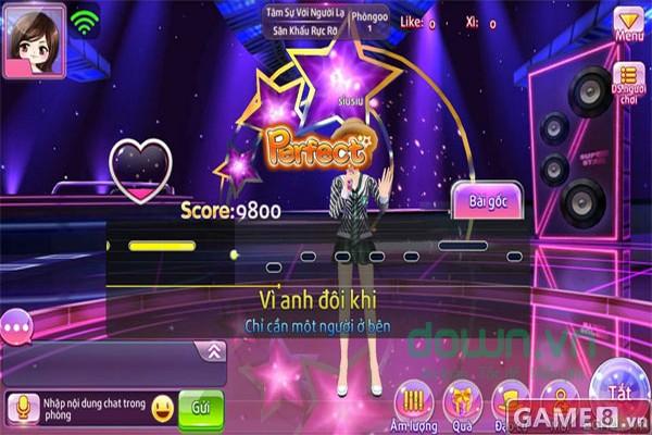 Chế độ nhảy trống thách thức game thủ Au Stars - ảnh 1