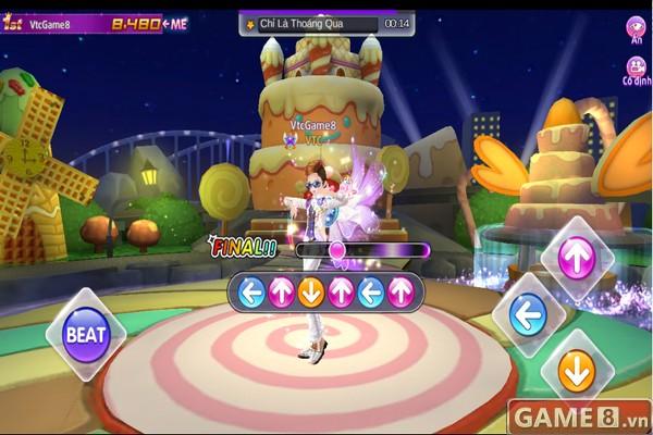 Chế độ nhảy trống thách thức game thủ Au Stars - ảnh 2