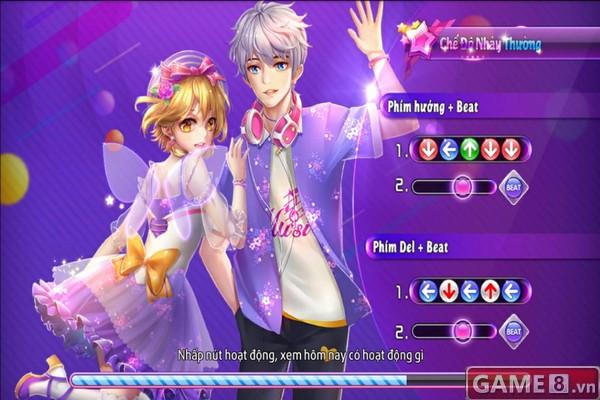 Chế độ nhảy trống thách thức game thủ Au Stars - ảnh 5