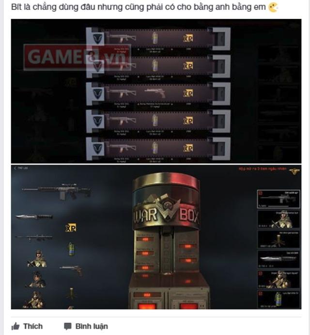 Sở chỉ huy Warface bất ngờ tung ra Ranbom Box Crown, cơ hội chưa từng có cho các game thủ nhà nghèo - ảnh 3