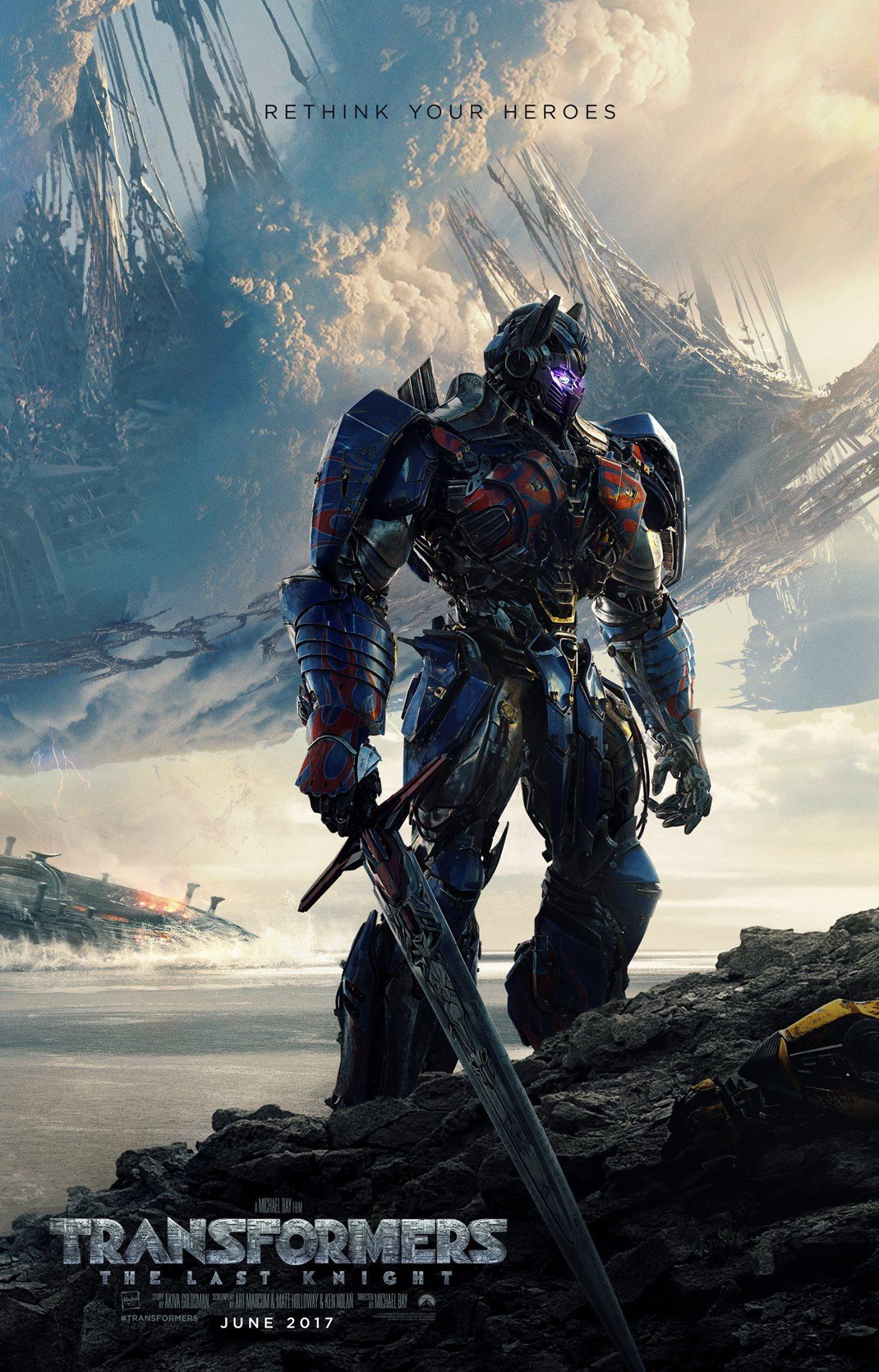 Transformers: The Last Knight tung clip mới hé lộ nội dung cốt truyện - ảnh 1