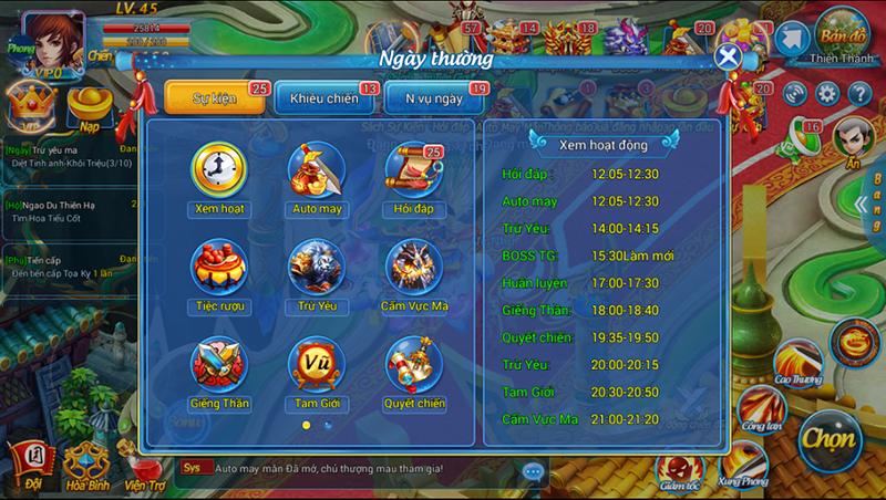 Kiếm Vũ Vô Song - Game mobile đề tài tiên hiệp sắp ra mắt Việt Nam - ảnh 6