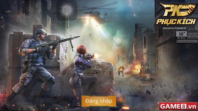 Phục Kích Mobile: Hướng dẫn fix lỗi đăng nhập trong game - ảnh 1