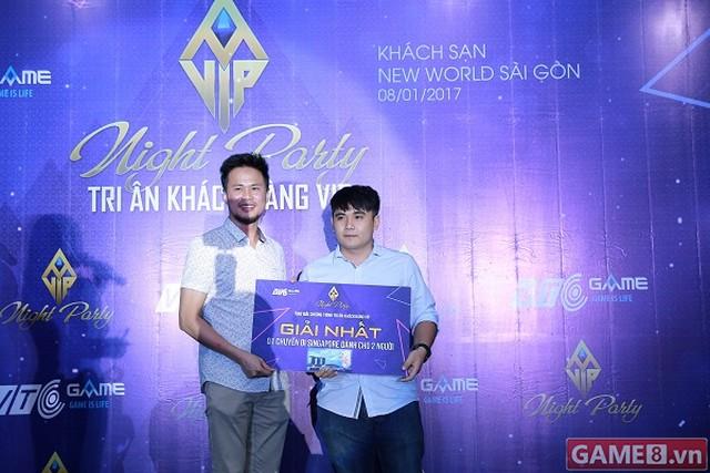 5 lý do khiến game thủ TỰ HÀO khi được mời tham dự buổi tri ân khách hàng VIP của VTC Game - ảnh 6