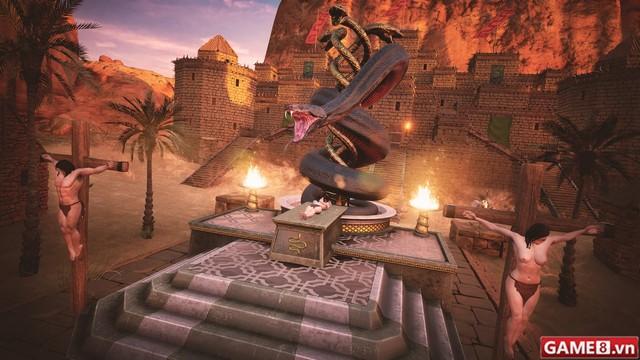 Conan Exiles - Game sinh tồn đỉnh cao hé lộ cấu hình khiến ai cũng phải giật mình - ảnh 4