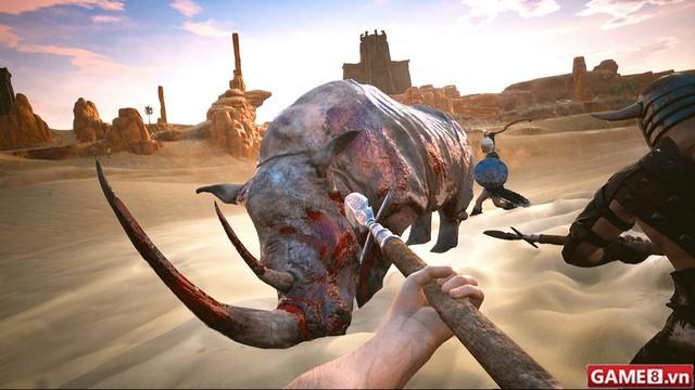 Conan Exiles - Game sinh tồn đỉnh cao hé lộ cấu hình khiến ai cũng phải giật mình - ảnh 6