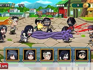 Game mobile Học Viện Ninja sắp cập bến Việt Nam