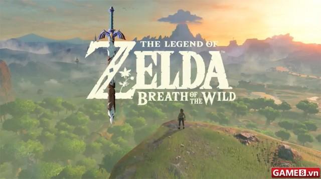 Nhân ngày Nintendo Switch ra đời, Zelda: Breath of the Wild nhanh chân tung gameplay hấp dẫn - ảnh 1