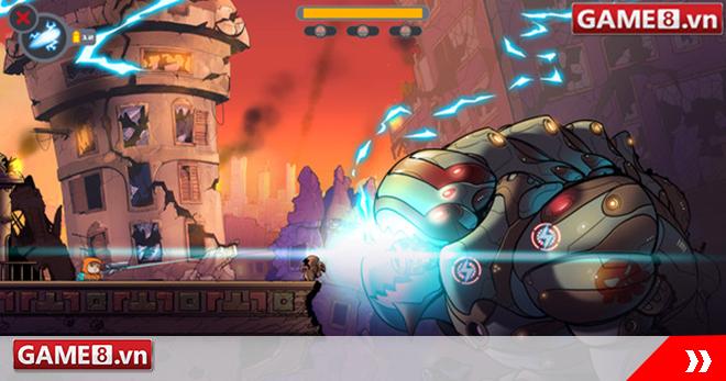 Rise & Shine - Game bắn súng hack não người chơi cực đỉnh cao không nên bỏ lỡ
