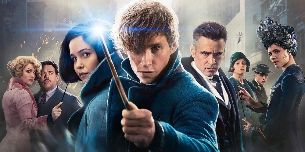 Bom tấn ăn theo Harry Potter chạm mốc doanh thu 800 triệu USD