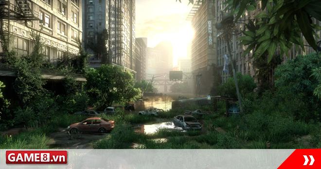 Ngắm nhìn vẻ đẹp tuyệt vời của The Last Of Us được xây dựng bằng những khối gạch LEGO