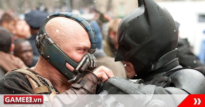 Tom Hardy đã phải chịu đau đớn cùng cực khi vào vai Bane trong The Dark Knight Rises