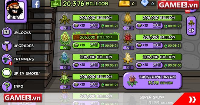 High Profits - Làm giàu cực nhanh với nghề trồng Cần Sa