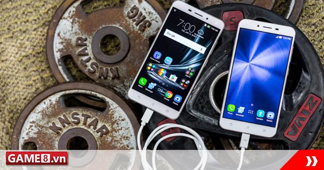 4 lý do mà bạn nên sử dụng những smartphone pin trâu