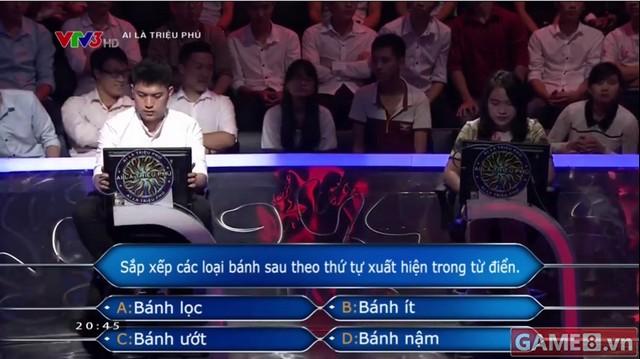 LMHT: BLV Mạnh An bất ngờ xuất hiện trên chương trình VTV3 Ai Là Triệu Phú