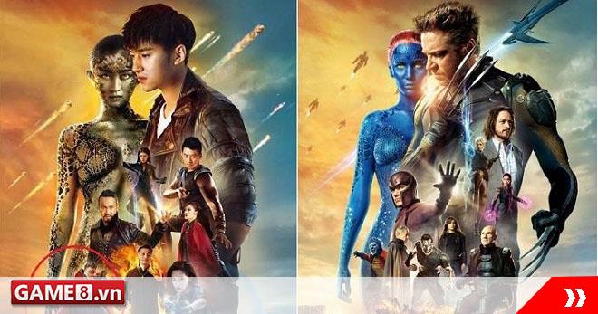Choáng váng trước khả năng nhái phim bom tấn tài tình của điện ảnh Trung Quốc