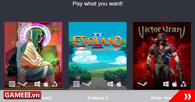 Siêu khuyến mãi, bộ 3 game bản quyền hấp dẫn này chỉ với giá bằng một bát phở
