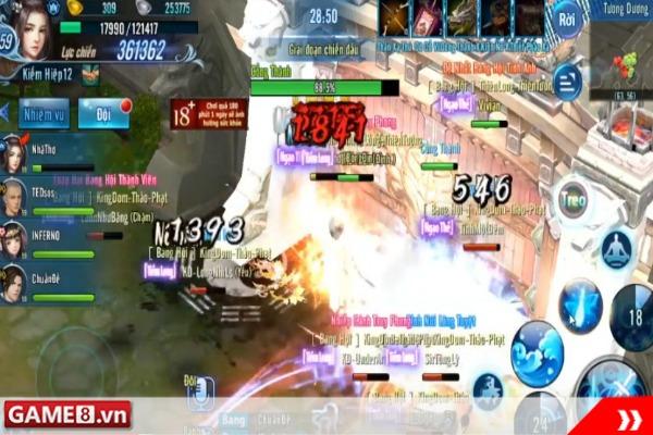 VLTK Mobile: Làm thế nào để Công Thành Chiến trăm trận trăm thắng?