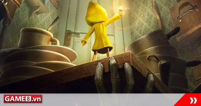 Game kinh dị Little Nightmares tung trailer mới ấn định ngày chính thức ra mắt
