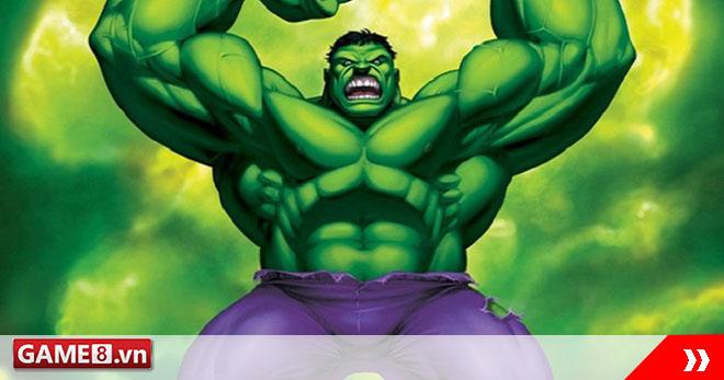Hóa ra Hulk suốt ngày chỉ thích quần đùi tím là vì lý do này