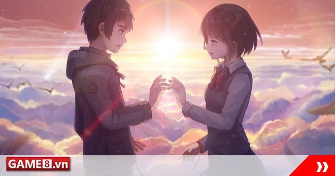 Vượt qua Spirited Away, Your Name trở thành anime thành công nhất mọi thời đại